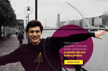 O 1º congresso online gratuito sobre intercâmbio