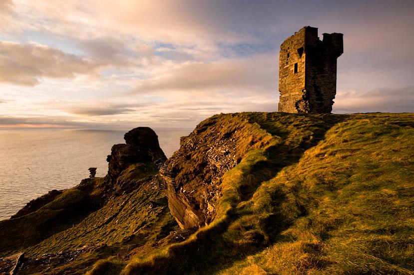 Cliffs - Irlanda Intercâmbio