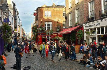 10 coisas que você sentirá saudade de Dublin
