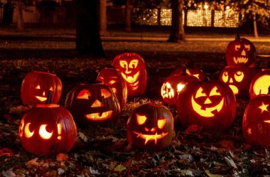 Halloween com raízes Irlandesas