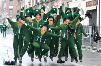 Bucket List: Donegal e St. Patrick's Day