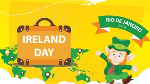 Ireland Day - Palestra Gratuita (RJ)