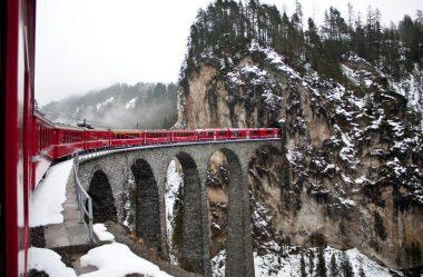 Interrail – Viagem de trem pela Europa
