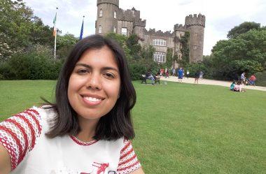 Danilo Te Ajuda Experiências: Rafaela Rivera e 1 mês de Irlanda