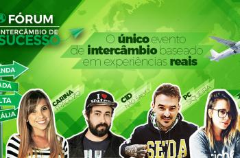 São Paulo recebe 1º Fórum Nacional de Intercâmbio